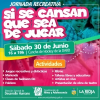 JORNADA RECREATIVA EN LA D.A.R.D